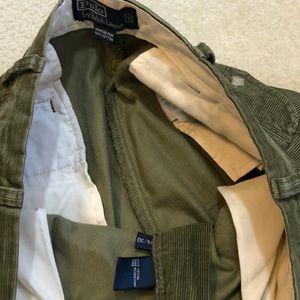 Ralph Lauren Pants - Ralph Lauren W 34 L 30 hunters green corduroy pant